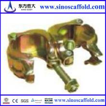 Fabricación perfecta de la alta calidad del precio bajo de la abrazadera del metal popular usada en la construcción