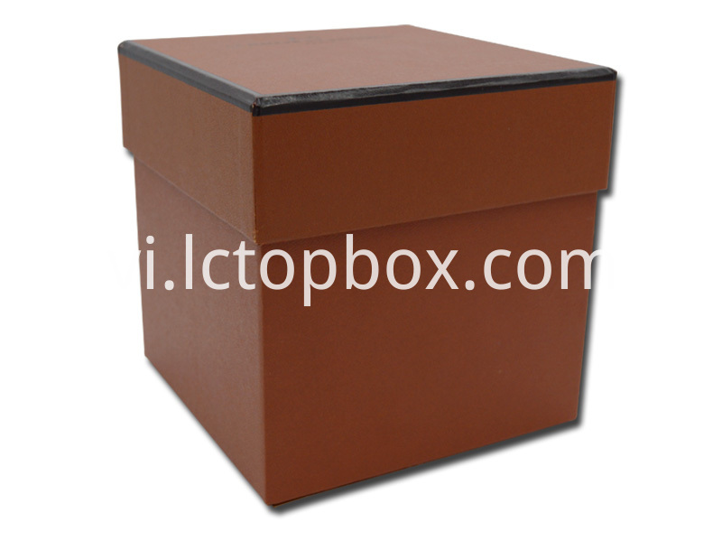 Customized paper gift rigid box