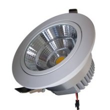 Não regulável LED Die Casting Ceiling Down Light