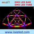 Colorido DMX512 RGB LED Tube Light Music Sync