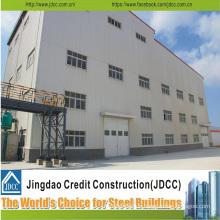 Multi-Storey Prefab Building Used for Steel Warehouse