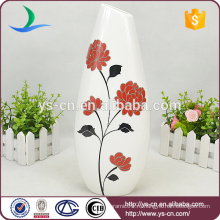 Большие свадебные венки вазы