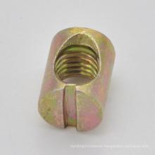 Slotted Cross Hole Nut (CZ388)