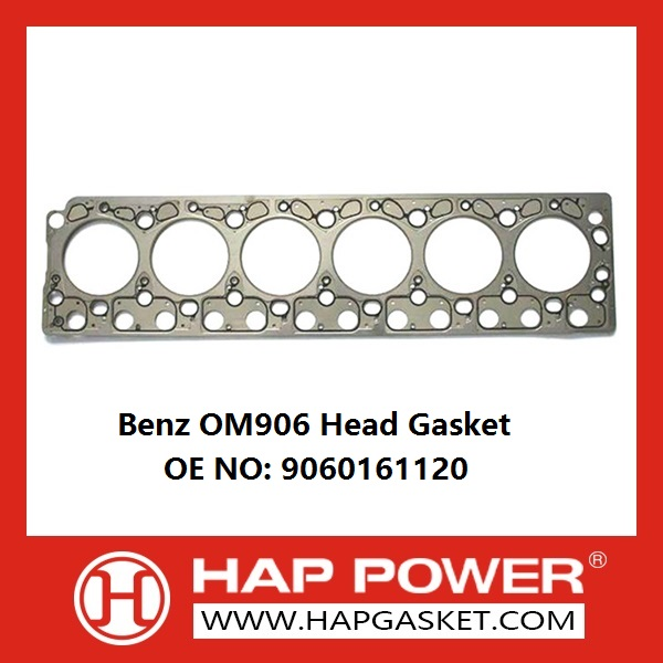 HAP-BZ-057 Benz OM906 Head Gasket OE NO 9060161120