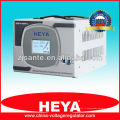 SRFII-9000-L stabilisateur de tension de contrôle du relais d'affichage LCD