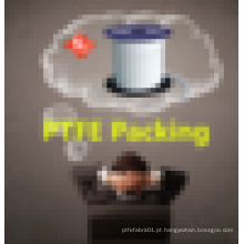Grafitado ptfe embalagem com venda de embalagem de fibra de petróleo no mercado palestino Israel