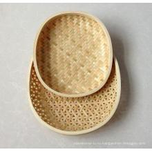 Бамбуковая корзина высокого качества ручной работы (BC-NB1020)