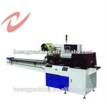 Máquina horizontal del wrappig