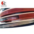 OEM/ODM Standard-Schnellverzinkte Edelstahl-Rohrschellenklemme