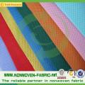 % 100 Virgin PP Spunbond Nonwoven Fabric Printed Nonwoven
