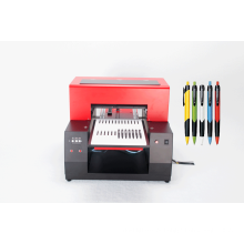 Conceito inovador de impressora com caneta