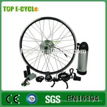 TOP de Alta qualidade 36 V 250 W brushless Waterbottle bateria de lítio kit bicicleta elétrica