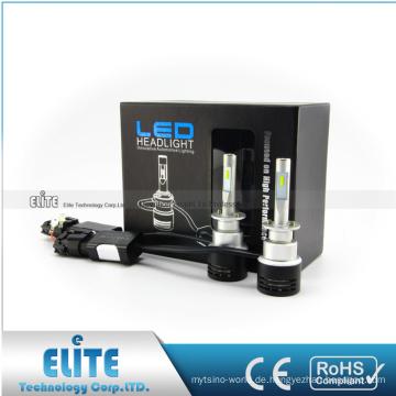 Original CSP Seoul LED H1 H3 H4 H7 H11 H13 12 V 24 V LED-Scheinwerfer