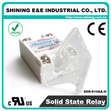 SSR-S10AA-H For Heater 10A 480V AC 380V SSR Solid State Relay