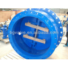 big size tilting Flanged check valve