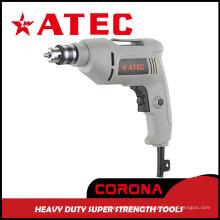Taladro eléctrico profesional de las herramientas eléctricas del eneldo de la mano 410W (AT7226)