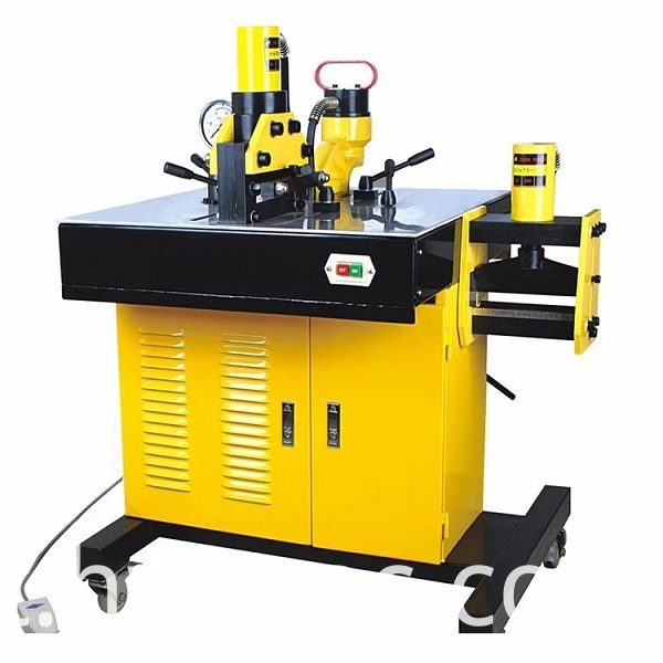 Hydraulic Copper Busbar Processing Machine