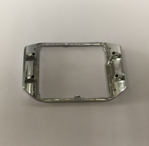 Liquid Metal Electric Watch Frame