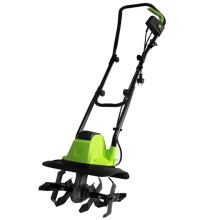 1050W Electric Hand Push Garden Tiller From Vertak
