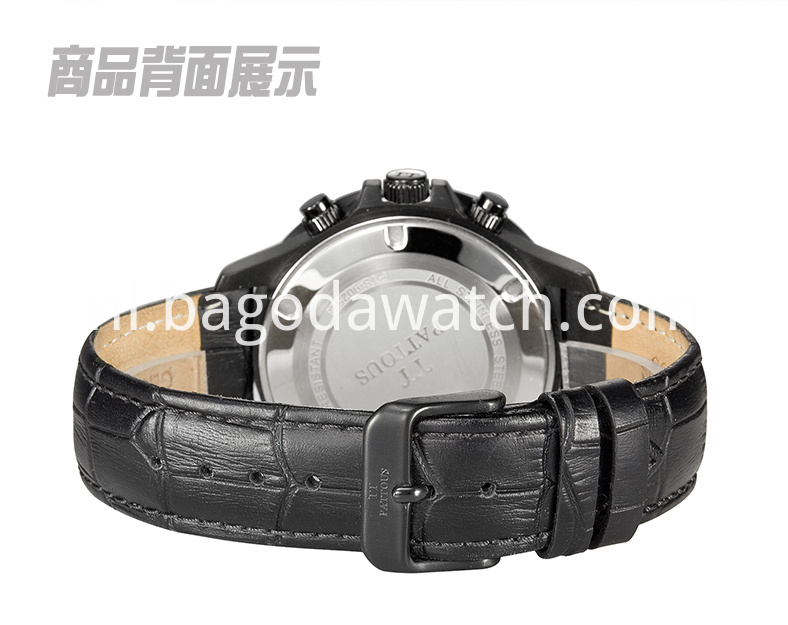 Leather Strap Watches For Men