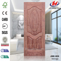 India Style Natural Rosewood MDF Door Sheet