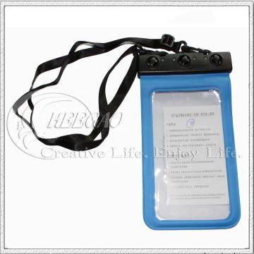 2016 moda saco impermeável, saco do telefone móvel, acessórios do telefone (KG-WB003)