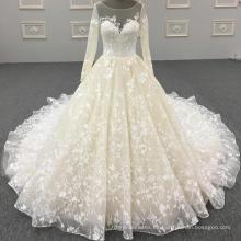 Vestido de novia de la venta caliente de las mujeres vestido WT323
