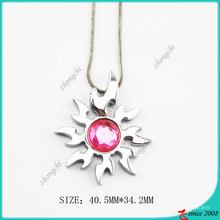 Rose Dimond Sun Collier (PN)