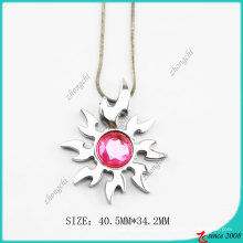 Colar Rosa Dimond Sun (PN)