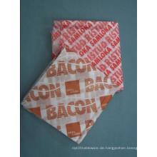 Hamburg Papier / Sandwich Papier Lebensmittel verpackt Lebensmittel eingewickelt