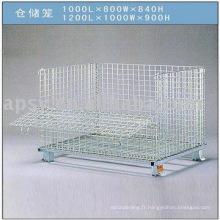 gabion boîte hexagional fil