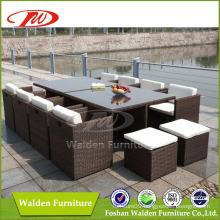 Rattan Furniture/ Garden Furniture/ Dining Set (DH-8832)