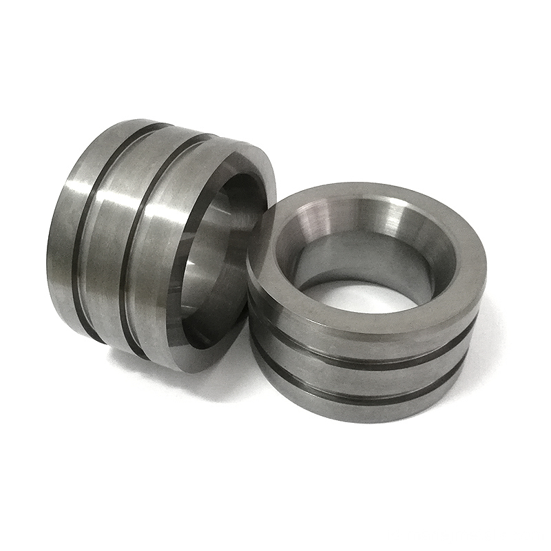 Tungsten Carbide Roll Rings dengan Wear Resistance