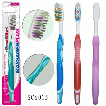 Best-Selling for Offer Adult Toothbrush,Adult Tooth Brush,Adult Toothbrush Holder From China Manufacturer High Quality New Plastic Adult Toothbrush Production supply to St. Pierre and Miquelon Wholesale