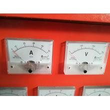 Voltage Meter on Machines