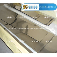 0.1mm Thickness Molybdenum Sheets for Heating Shield