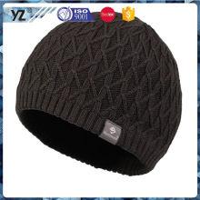 Venta directa de fábrica diferentes tipos invierno sombrero de punto 2016