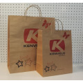 Custorm Print Kraft Bag