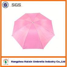 Parapluie personnalisé vente meilleur dernières 2015 avec couvercle en plastique