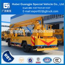 Dongfeng 4x2 20M gran altitud operación camión ventas calientes ups camión venta