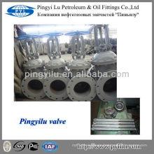 Xushui Pingyilu alta calidad gost válvula de compuerta