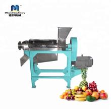 100L-1000L zanahoria de alta calidad Tomate de naranja Mango Jugo de uva Máquina de la planta de procesamiento / Extractor