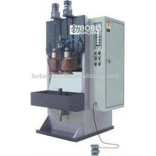 Vehicle absorber seam welder machine