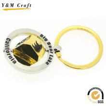 Nouvelle conception porte-clés en métal porte-clés Ym0880