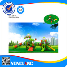 Nouvelle aire de jeux extérieure pour les enfants à jouer en Chine