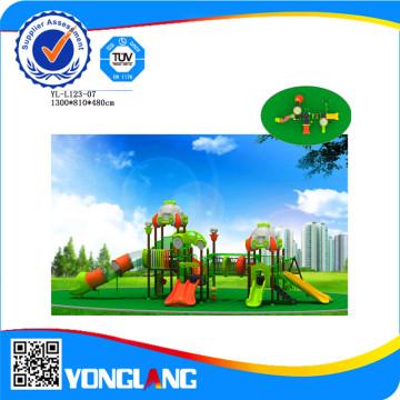 Новый Открытый площадка для детских игр в Китае