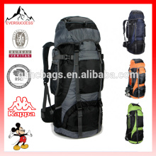 Deporte al aire libre Gran militar táctico Viajes impermeable portátil senderismo mochila