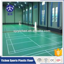Telhas de cobertura de piso plástico pvc acessível blast