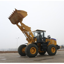 SEM 5 Ton Log Gripper Wheel Loader