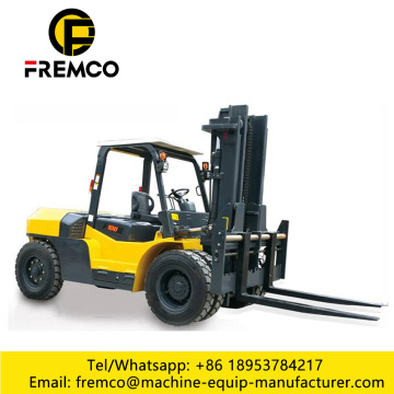 Forklift Truck 10 Ton With Japan Engine